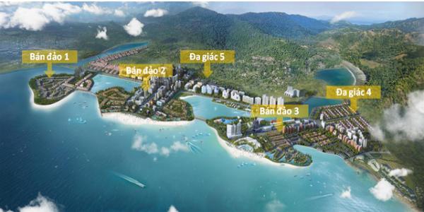 Quy hoạch chi tiết dự án Hạ Long Marina