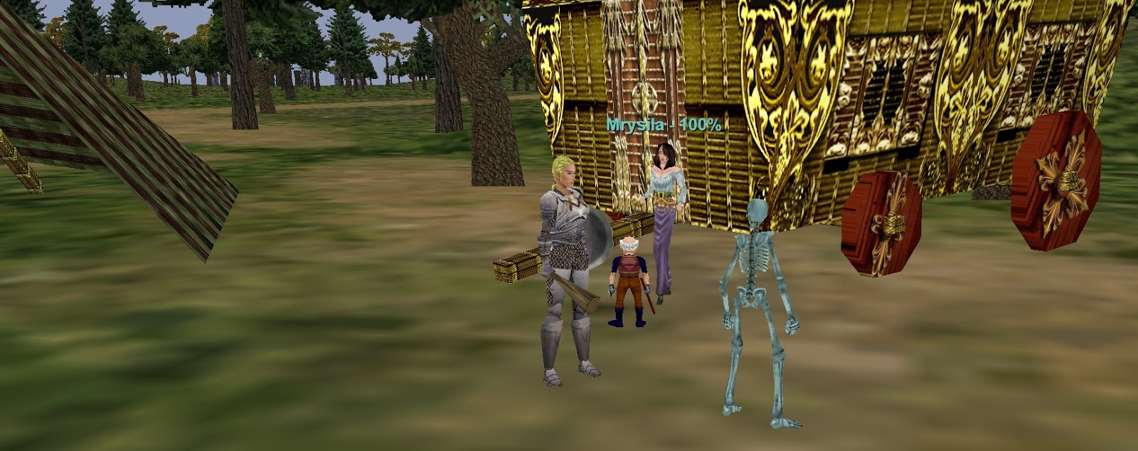 Inventory Full: Opportunities : EverQuest