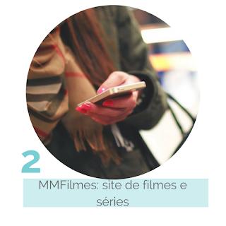 MMFilmes: site de filmes e séries