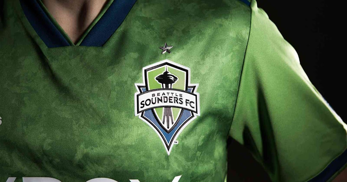 Seattle Sounders 2018 Home Kit Revealed  Footy Headlines