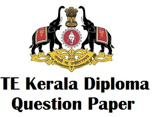 Kerala polytechnic Model Question Paper
