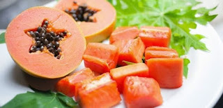 manfaat buah pepaya untuk kesehatan dan kecantikan