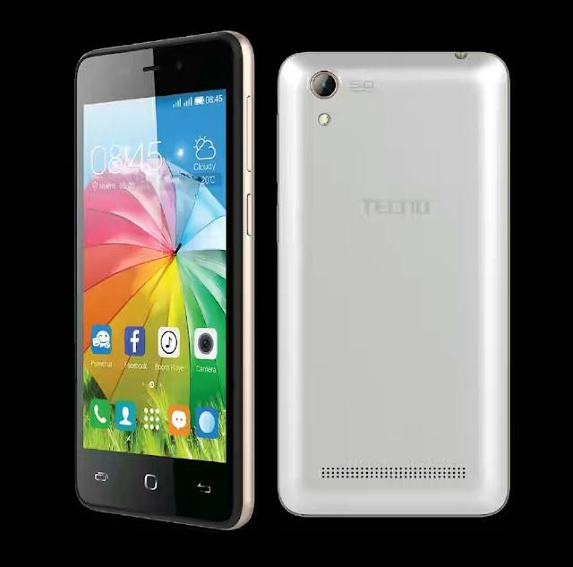 Tecno L5 firmware