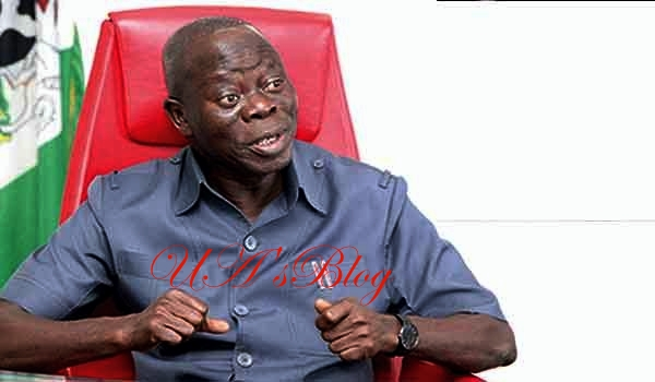 Osun guber: Don't vote candidate who dances 'disco' – Oshiomhole tells electorate