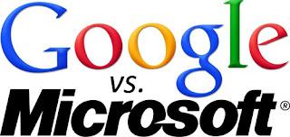 Google acusa a Microsoft de boateira