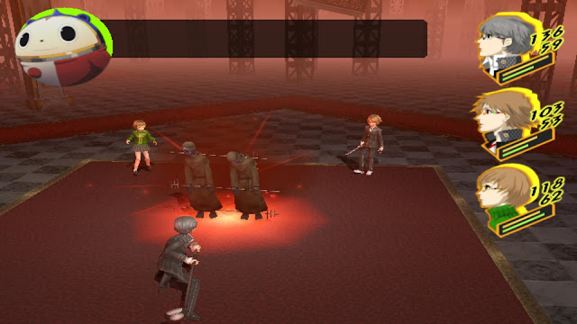 Shin Megami Tensie : Persona 4