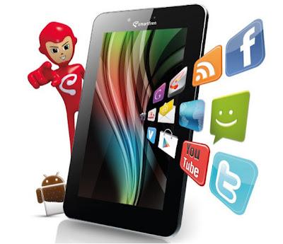 Smartfren Andromax U, Smartphone AndroisJelly Bean Layar 4,5 Inci dengan Prosesor Dual Core 1,2 GHz