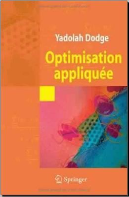 Télécharger Livre Gratuit Optimisation appliquée pdf