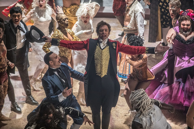 Review | The Greatest Showman | 2017