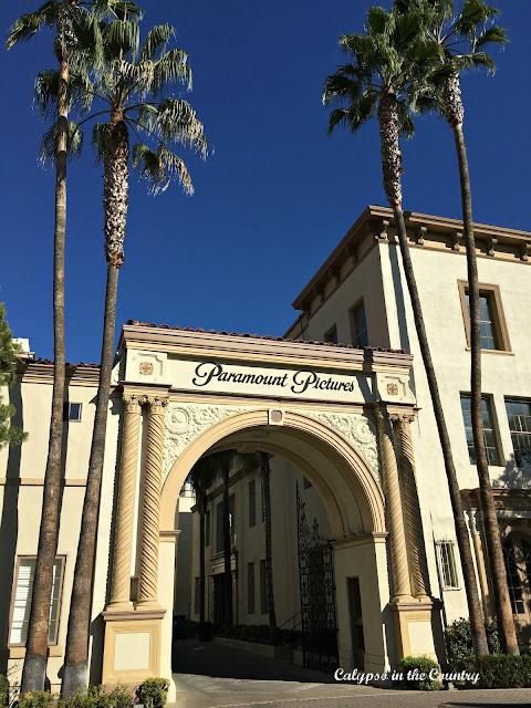 Bronson Gate - Paramount Studios