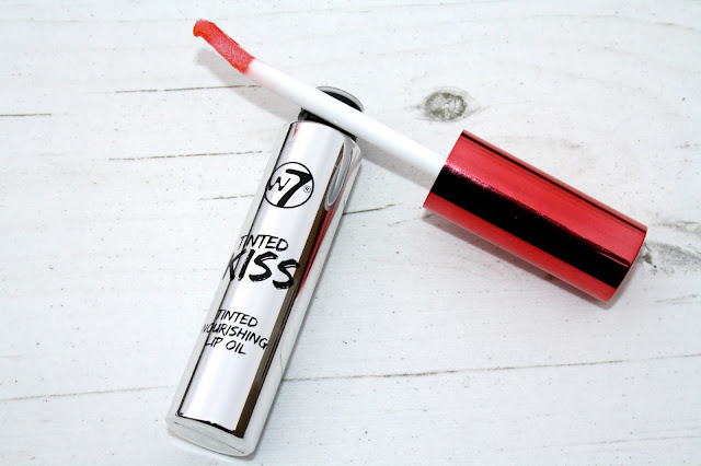 W7 Tinted Kiss Lip Oil