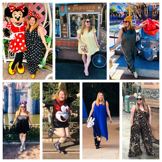 2019, New Year's Eve, New Year's wrapup post, 2019 wrapup, Jamie Allison Sanders, looking back on 2019, Instagram clothing challenge, Disneyland, Disney bounding, #BoundToParkHop clothing challenge