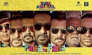 Paisa Yeh Paisa Lyrics | Total Dhamaal | Dev Negi | Arpita Chakraborty