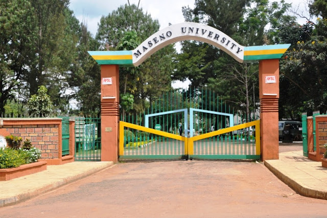 List of Courses Offered at Maseno University