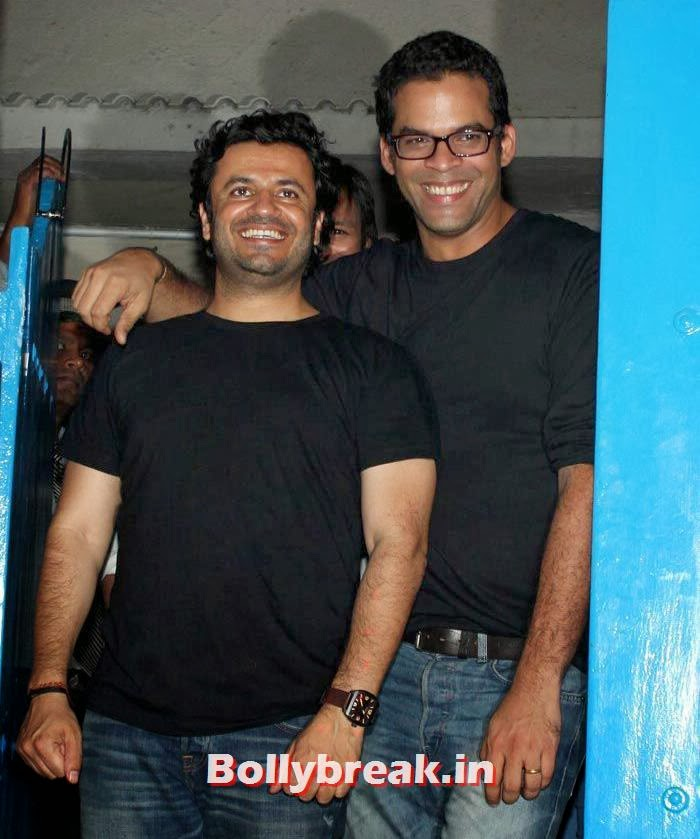 Vikas Bahl, Vikramaditya Motwane, Vikas Bahl's Birthday Bash Photo Gallery