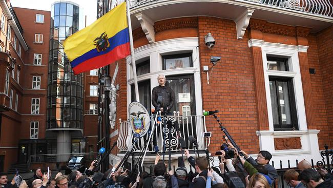 'Battle is over but the war has just begun': WikiLeaks founder Julian Assange