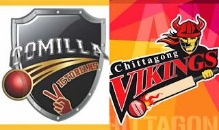 Comilla Victorians vs Chittagong Predictions and Betting Tips for Today Match