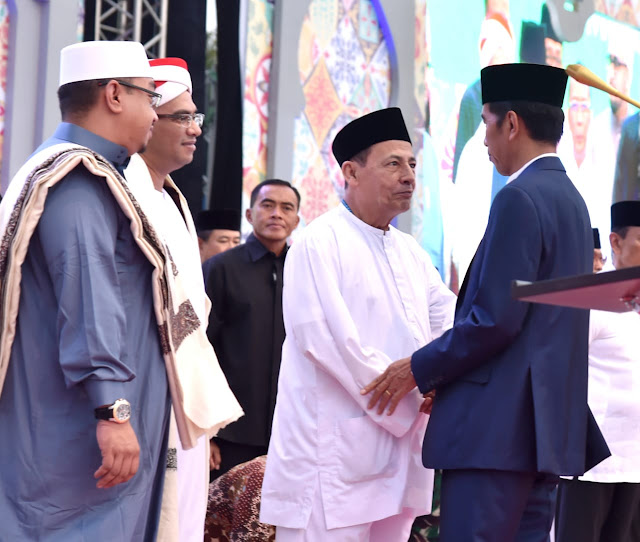 tafsir mimpi bertemu presiden adalah rezeki banyak tak terduga