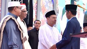 Mimpi Bertemu Presiden Jokowi yang Dia Seorang Waliyullah