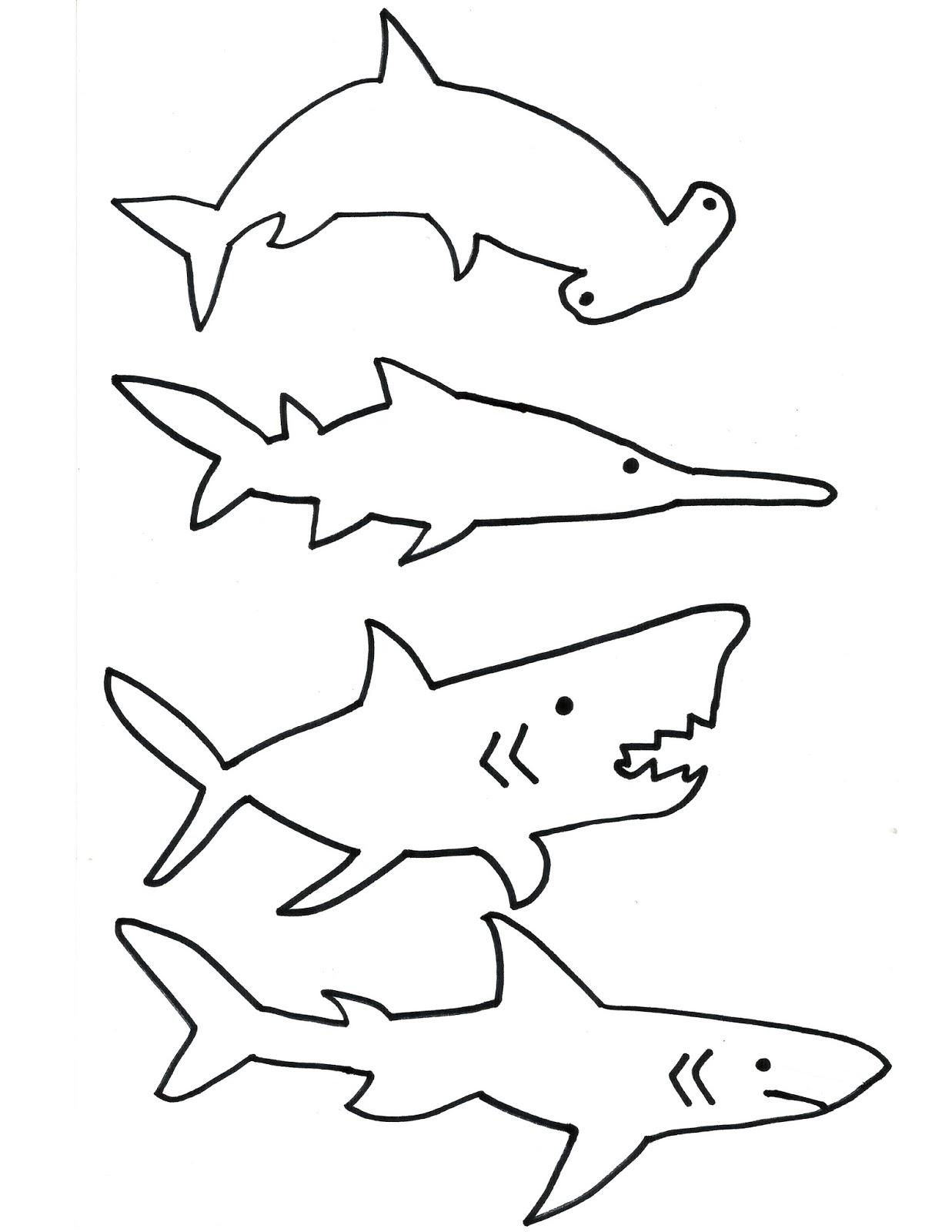 Shark Attack Magnetic Fishing Set!