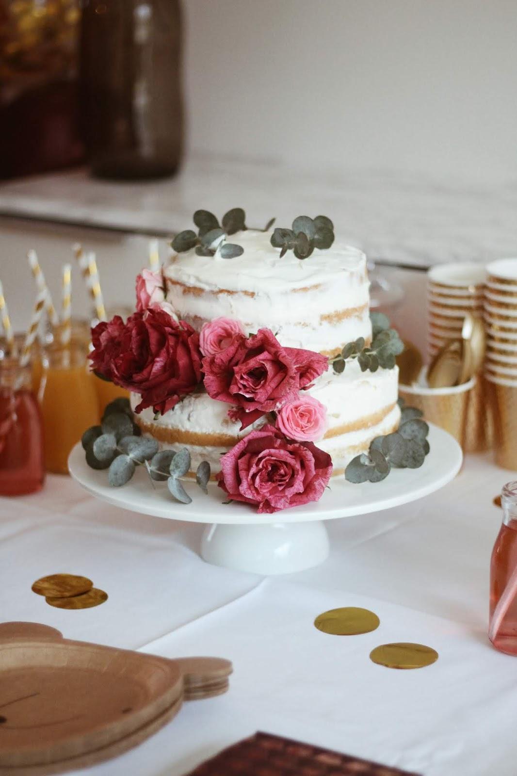 Photo Naked Cake 3