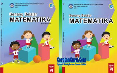 Buku Matematika Kelas 6 SD Kurikulum 2013 Revisi 2018 Lengkap Buku Guru Buku Siswa