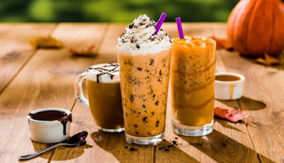 The Coffee Bean S 2018 Pumpkin Menu Includes Pumpkin Chai Tea And Pumpkin Cold Brew Brand Eating