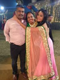Meenu Panchal Family Husband Son Daughter Father Mother Age Height Biography Profile Wedding Photos