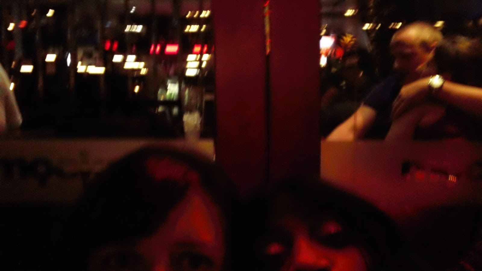 Selfie gone wrong, Cardiff singles night out, Mocka Lounge