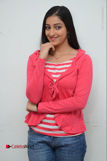 Telugu Actress Mouryani Latest Pos in Blue Denim Jeans  0033.JPG