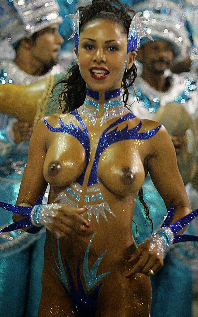 Naked girls of brazil festival