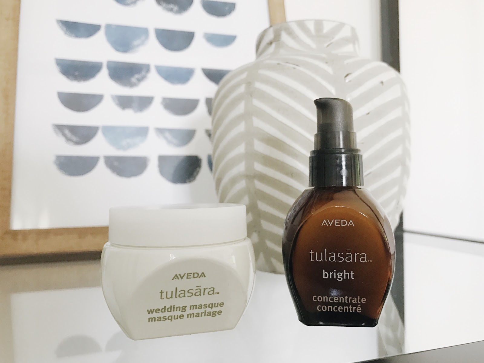 Aveda natural skincare products