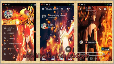 BBM MOD Tema Kartun Fairy Tail Terbaru v2.12.0.9 APK
