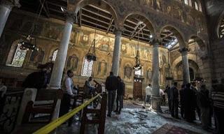 مصادر أمنية تحذر : إرهابيون يندسون وسط المسيحيين ببطاقات مزورة لاستهداف الكنائس