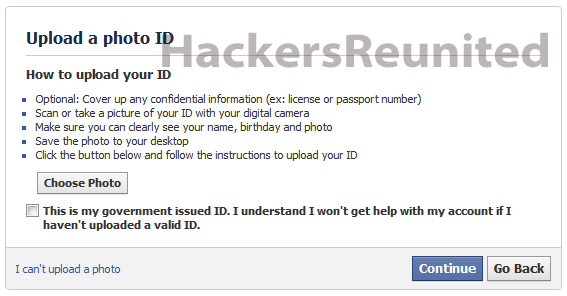FcaebookHacking Tips: How to Bypass Facebook Checkpoint Hack