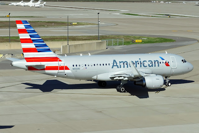 American Airlines Airbus A319-100