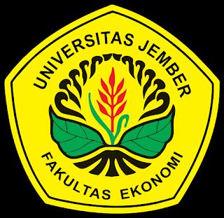 logo fakultas ekonomi unej