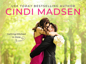 Book Review: Just One of the Groomsmen (Getting Hitched in Dixie #1) by Cindi Madsen