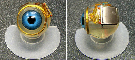 ARTIFICIAL EYE/ RETINAL PROSTHESIS COULD HELP THE BLIND SEE AGAIN