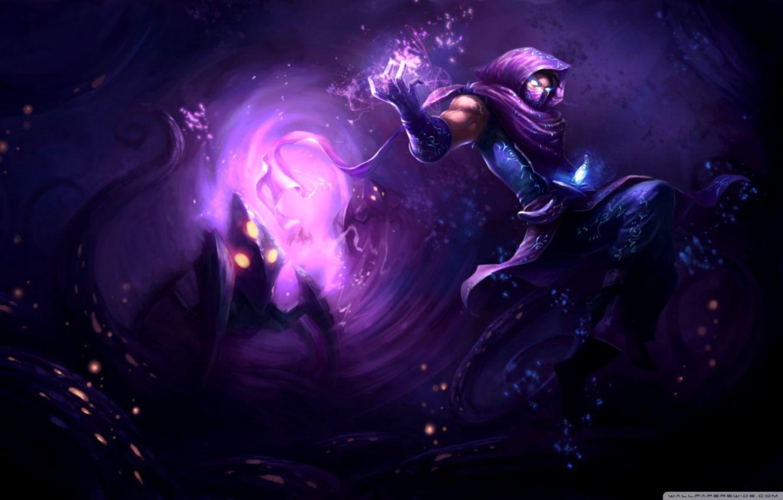 Malzahar Prophet Of The Void League Of Legends Wallpaper