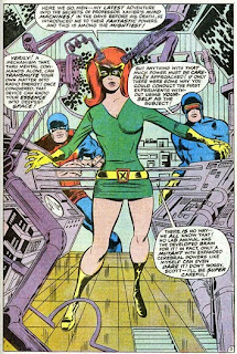 X-Men 53 Jean Grey Marvel Girl