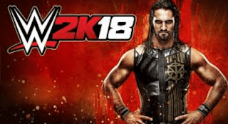 WWE 2K18 Android APK+DATA+ISO Free Download PPSSPP
