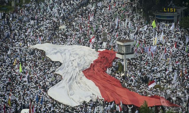 BUMN Dijual, Kongres Nasional Alumni 212: Indonesia Menuju Negara Bangkrut