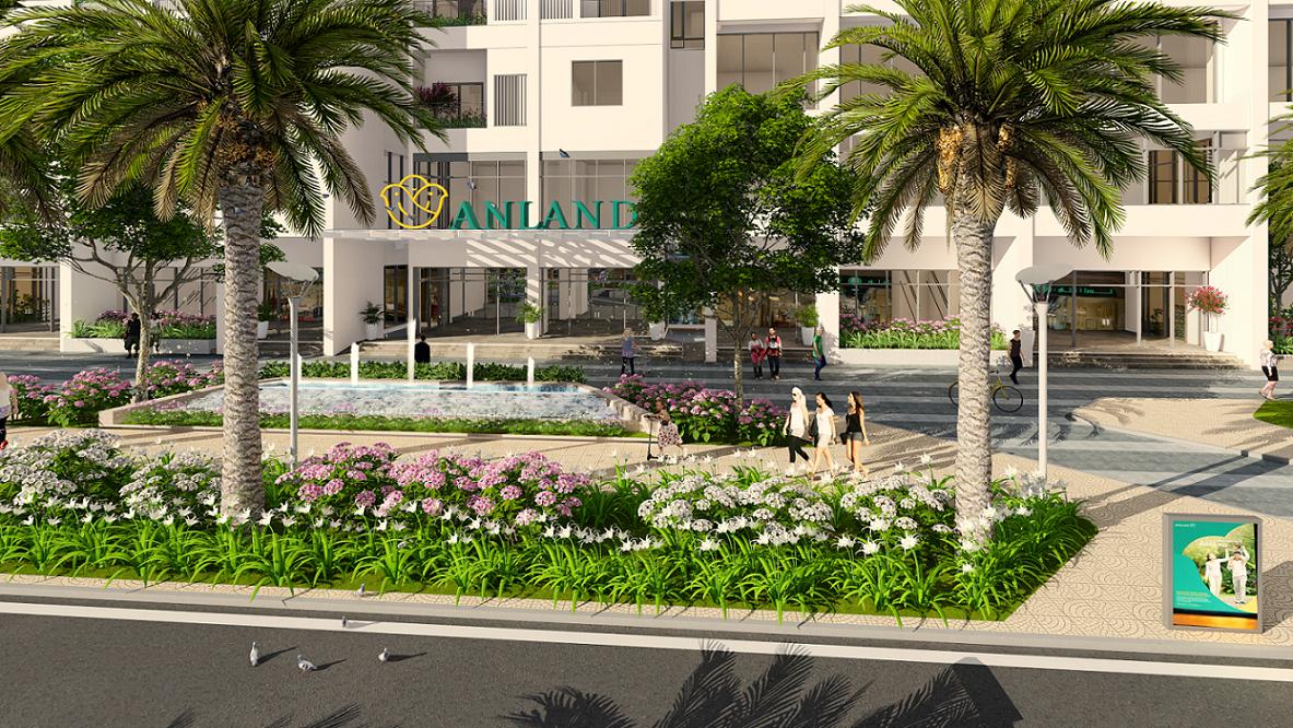 Tiện ích dự án Anland Complex Nam Cường