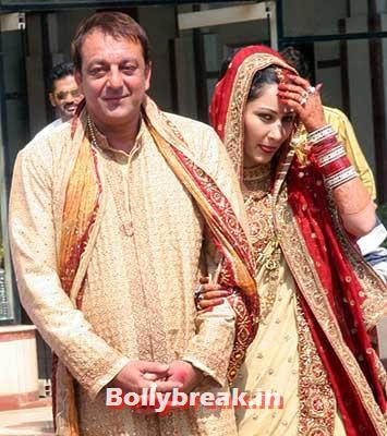Sanjay Dutt and Maanyata, Bollywood's secret Marriages