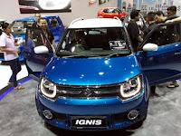 Mobil Baru Suzuki Ignis Penjualannya diluar Target Bulanan, Berapa Harganya?
