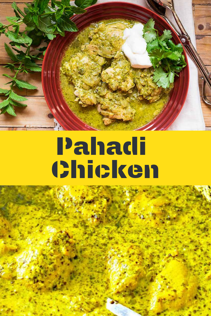 Pahadi Chicken Recipe