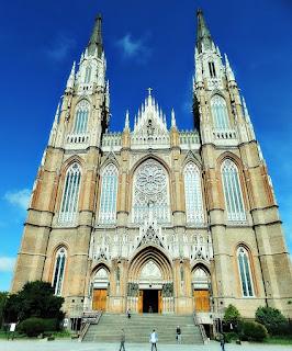 Catedral Nuestra Señora de La Inaculada Concepción, La Plata