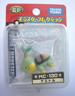 Turtwig Pokemon Figure Takara Tomy Monster Collection MC series