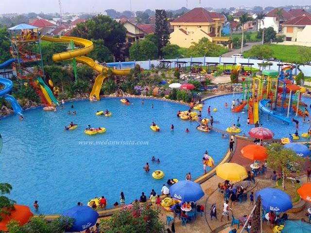 Bumi Asri Waterpark Medan